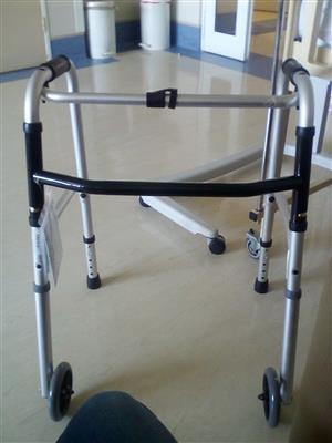 Kids foldable medical walker for sale