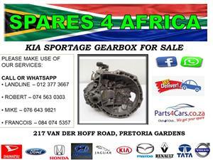2005 Kia Sportage 2.0