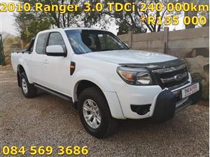 2010 Ford Ranger 3.0TDCi Hi trail XLT