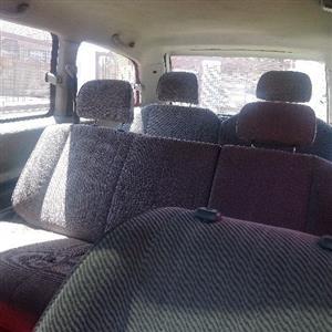 1998 Toyota Quantum LWB panel van QUANTUM 2.8 LWB F/C P/V