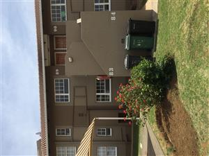 Meyersdal Alberton two bedroom townhouse to rent