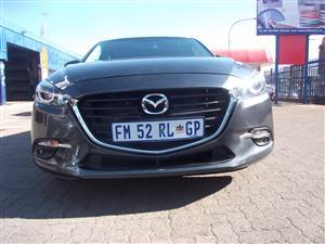 2016 Mazda 3 Mazda 1.6 Dynamic