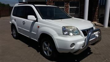 2004 Nissan X-Trail 2.5 4x4 LE