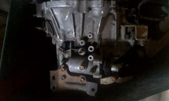 2000 Gearboxes Manual Gearboxes