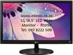 """LG 18.5"""" monitor"""