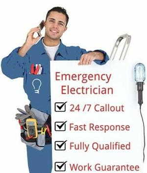 Electricians In Cape Town - 24 hour emergency electrician