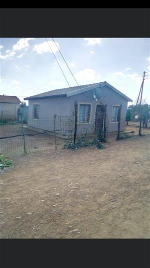 A 2 BEDROOMS HOUSE AT MAJAZANA