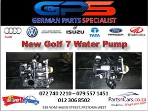 New Golf 7 Water Pump for Sale