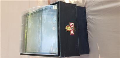 Olmeca tequila fridge/freezer