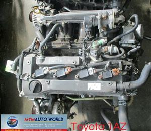 Complete Imported used TOYOTA CAMRY 2.0L, 1AZ  engine