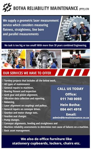 Botha Reliable Maintenance