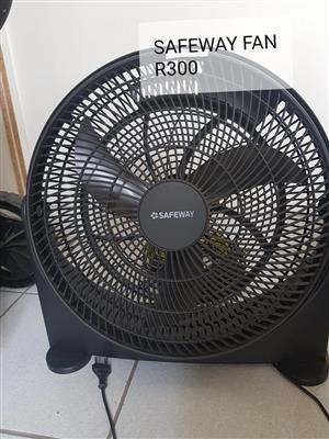 Safeway desk fan for sale