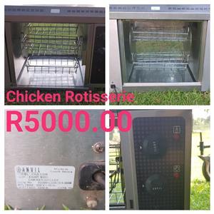 Chicken rotisserie for sale
