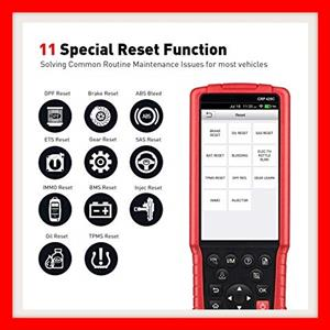 LAUNCH X431 CRP 429C 4 Auto Diagnostic Systems Engine ABS Device SRS AT + 11 Special functions