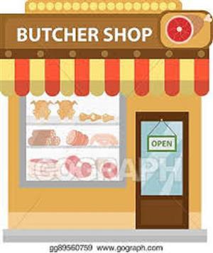 Well established butchery for sale!