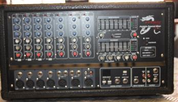 Titan Audio portable mixer S029783A #Rosettenvillepawnshop