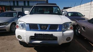 2008 Nissan Hardbody 2.4 16V double cab 4x4 SE