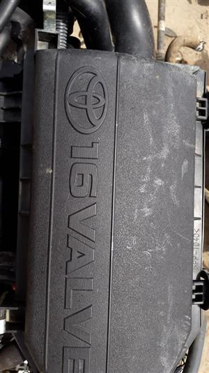 Toyota Etios HB 1.5P X1 - 2012 : Engine for sale