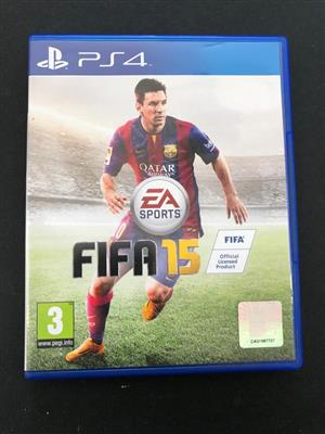 PS4 Game - FIFA15