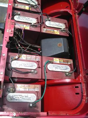 Golf cart 36V