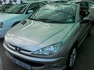 2006 Peugeot 206 CC 2.0 Roland Garros