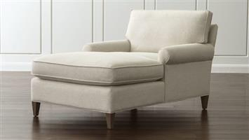 Ceramic double Chaise