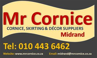 Quality Cornices & Skirtings Factory Direct!