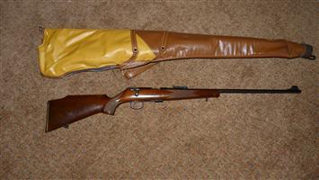 Rifle Anschütz Cal  22 LR Mod 1416 | Junk Mail