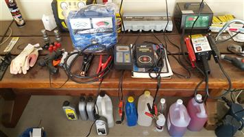Battery business for sale complete