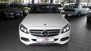 2015 Mercedes Benz C-Class C200 Edition C