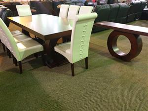 Dining Suite 8 Seater with Server  R 16995
