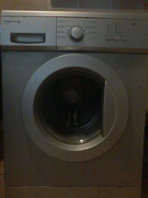 Kelvinator 8kg front loading washing mahine