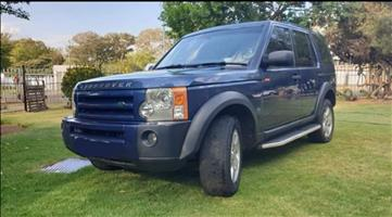 2005 Land Rover Discovery 3 TDV6 SE