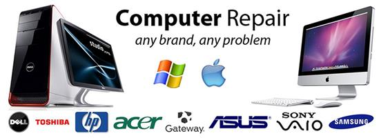 Computer Repairs and IT support
