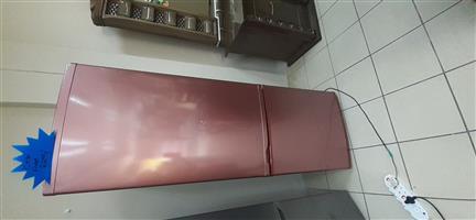 Combi fridge .