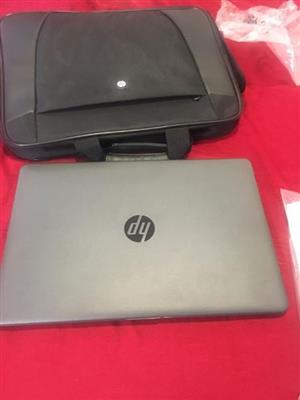 Brand new condition HP laptop