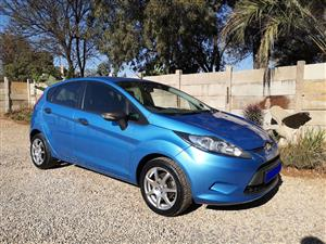 2009 Ford Fiesta 1.4 5 door Ambiente