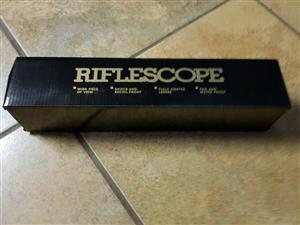 RIflescope for sale