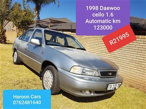 1998 Daewoo Cielo