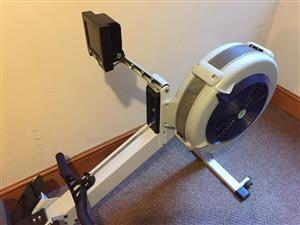 Concept 2 Rowing Machine Model D PM3 Display Rower