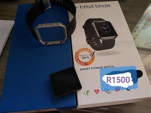 Fitbit blaze for sale
