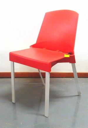 Shine stacker out door chair