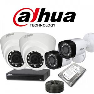 DAHUA CCTV KITS AVAILABLE