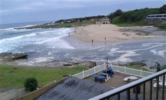 Beach Front Flat on St Micheals Main Beach
