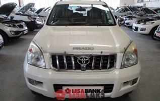 2005 Toyota Land Cruiser 76