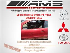 MERCEDES BENZ W203 RIGHT FRONT DOOR FOR SALE