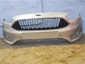 FORD FOCUS FRONT BUMPER FOR SALE