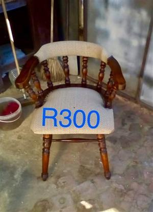 Wooden mini chair for sale