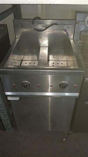 Chip fryer - Fuelgas