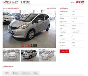 2013 Nissan Micra 1.2 Visia+